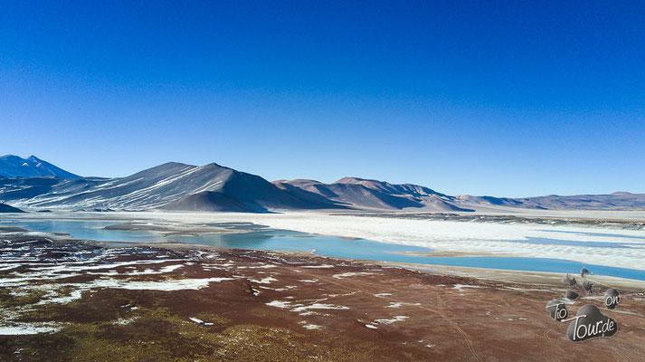 Piedras Rochas - Laguna Aguas Calientes