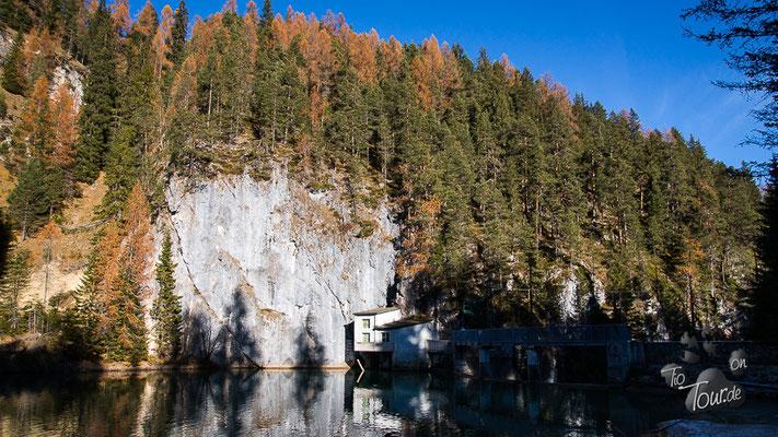 Cortina d'Ampezzo - Lago Pian del Conte