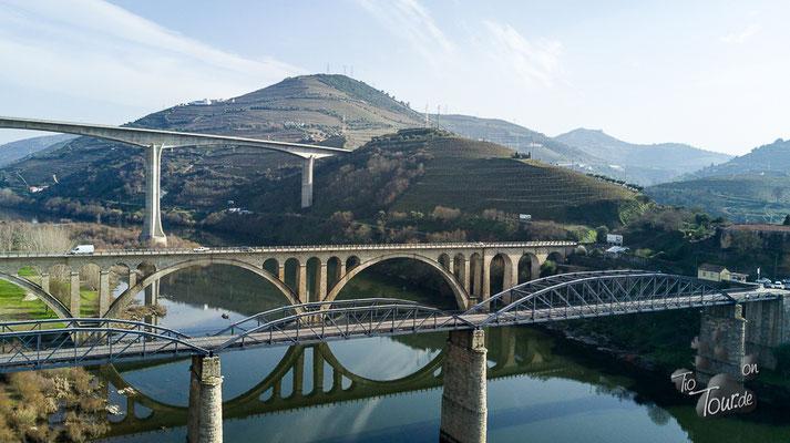 Douro-Tal - Stellplatz in Peso da Régua