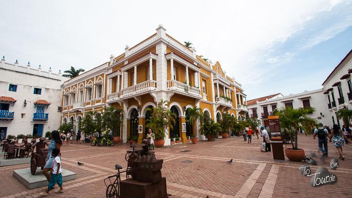 Cartagena - Stadtansichten