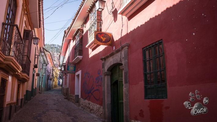 La Paz - Streifzug durch die Gassen