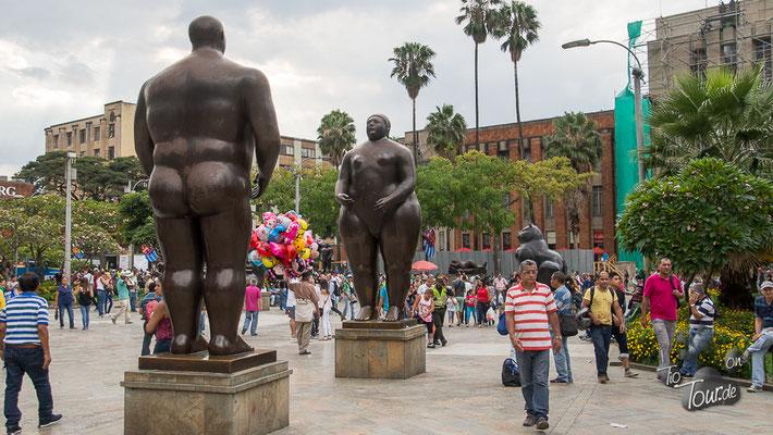 Medellin - Parque Botero