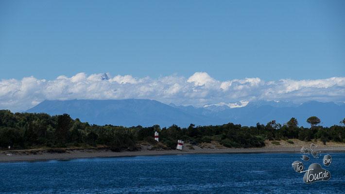 Mit der Fähre nach Chiloé
