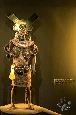 Museo Nacional Tumbal Reales - Krieger