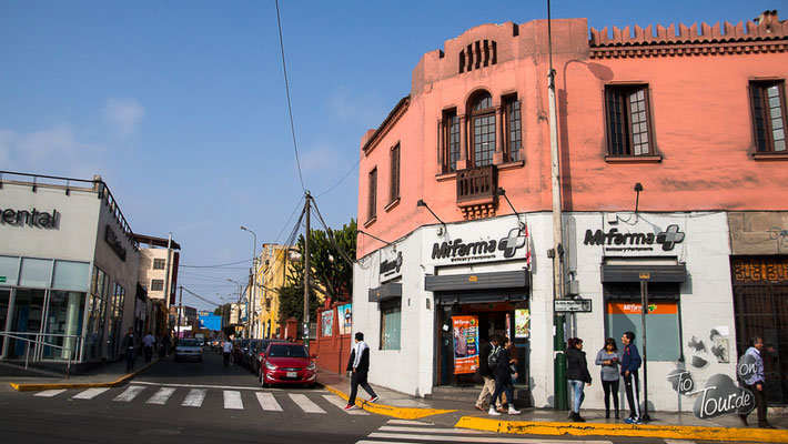 Lima - Stadtrundfahrt