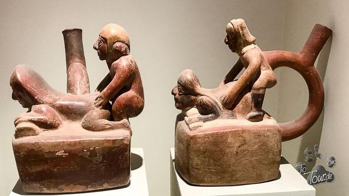 Museo Larco - erotische Skulpturen