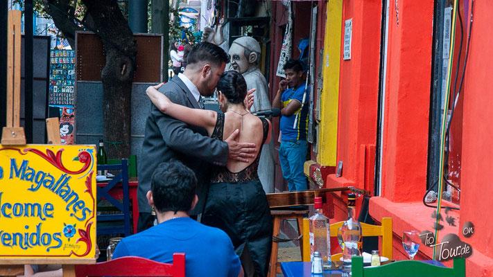 Straßen-Tango