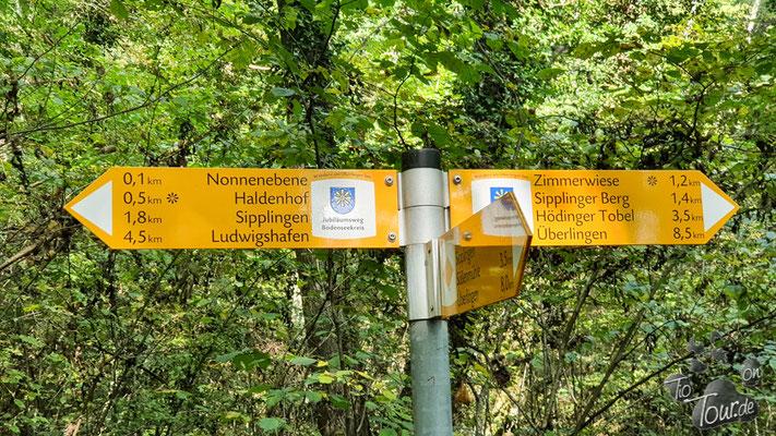 Bodensee-Wanderwege