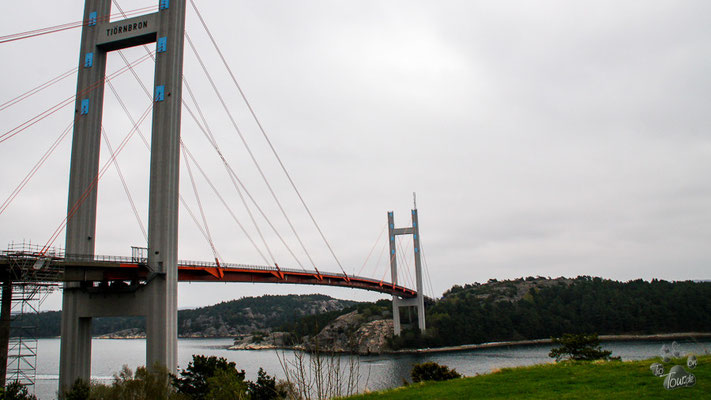 Tjörbron-Brücke