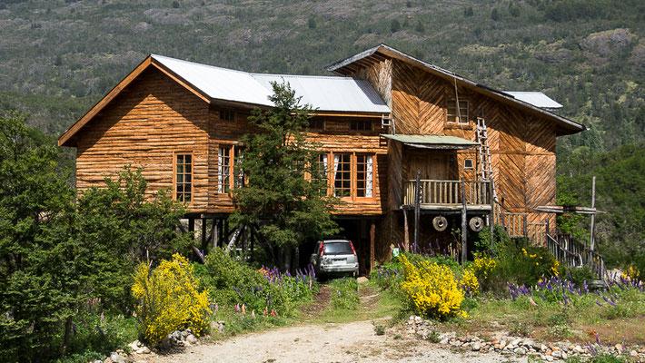 Lodge - für Fliegenfischer und Angler - Rio Baker