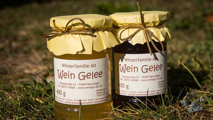Monzingen an der Nahe - Weingut Alt Spezialität