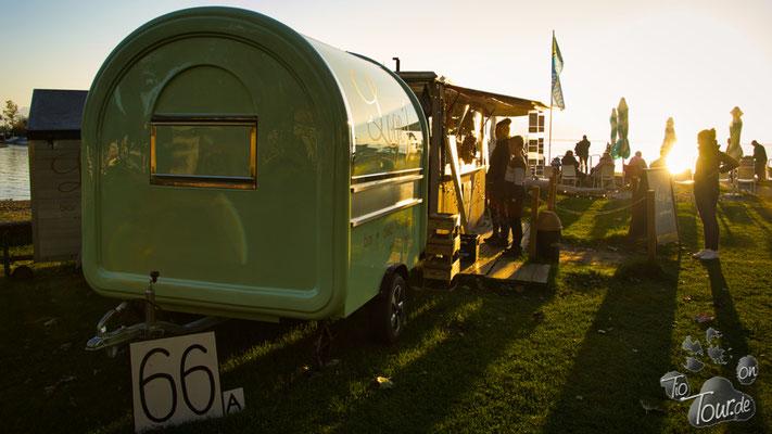 Campingplatz am Bodensee - Strandbar