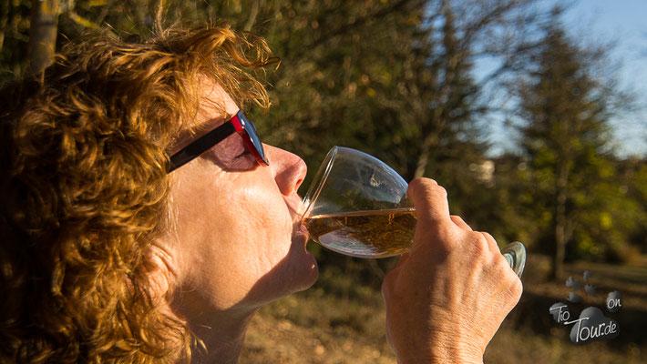Monzingen an der Nahe - Weingut Alt - so schmeckt´s ;-)