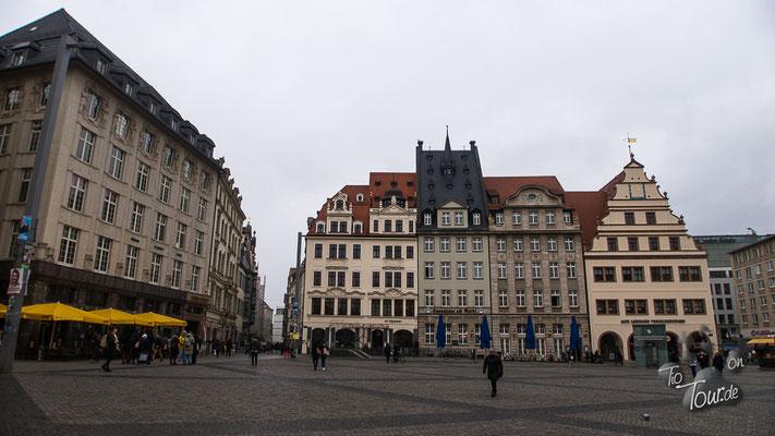 Leipzig - Stadtansichten