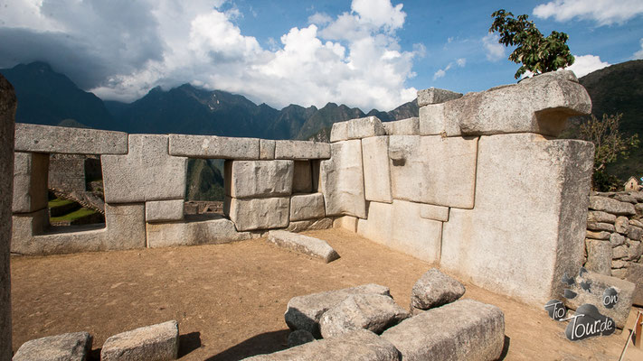 Machu Picchu - Tempel