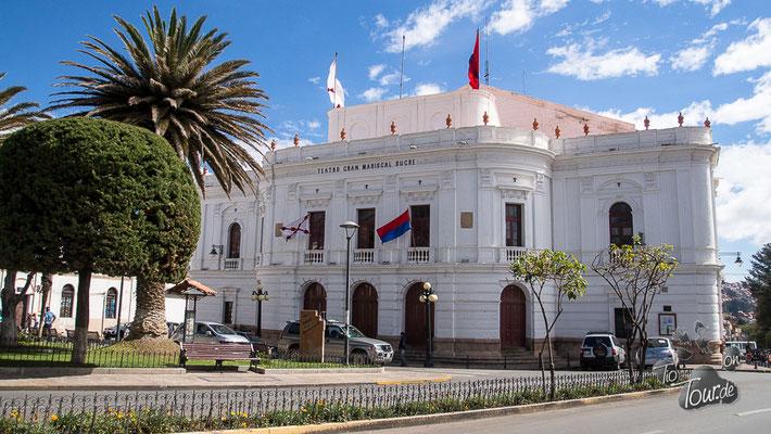 Sucre - Kolonialbauten