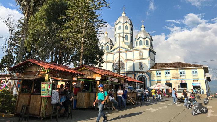 Weihnachtsmarkt in Filandia