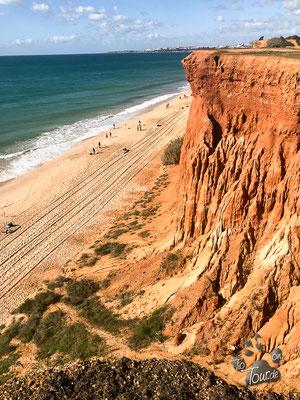 Praia da Falésia