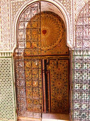 Moschee - Fraueneingang