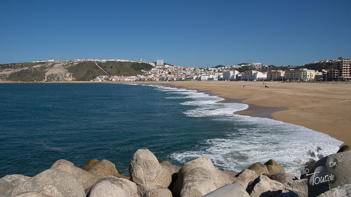 Praia de Nazaré