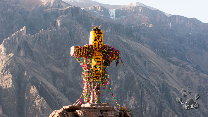 Colca-Canyon, Cruz del Condor