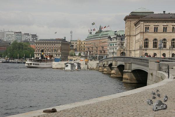 Stockholm - Stadtrundgang