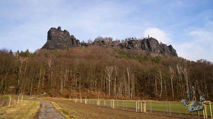 Wanderung zum Lilienstein