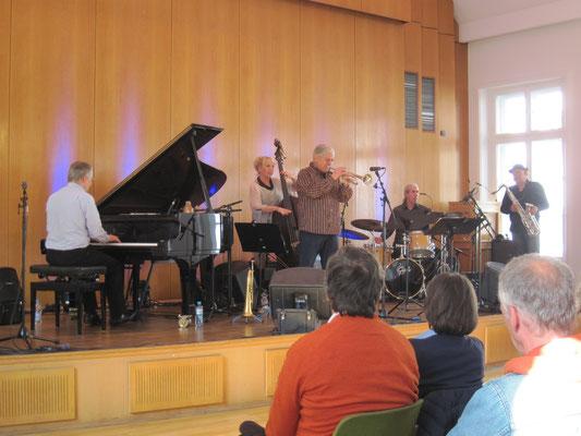 mit Dusko Goykovich, Jazzrally Düsseldorf