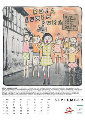 September*Luxemburg Kalender2021