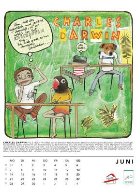 Juni*Darwin Kalender2021