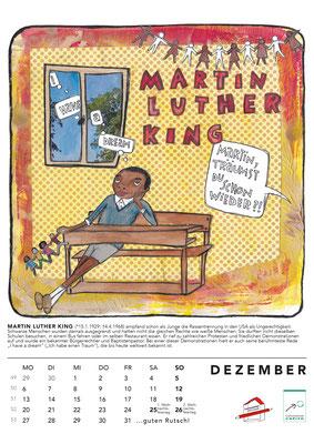 Dezember*King Kalender2021