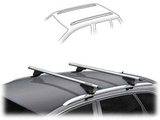ALFA ROMEO 156 Kombi Auto Dach Träger  Dachträger Gepäckträger Grundträger