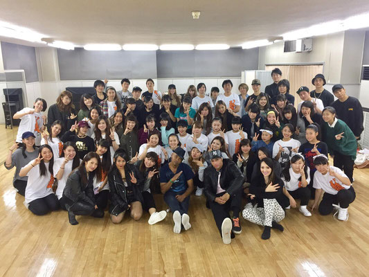 Virg and DME Dance Crew