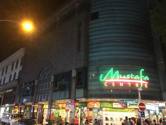 mustafa centre (mall)