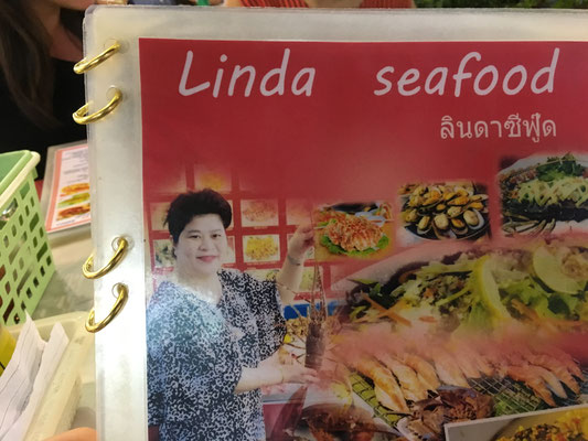 We had diner at linda seafood
