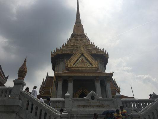 Templetour starts
