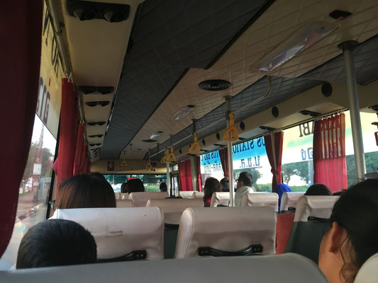 bus from the airport to ao nang