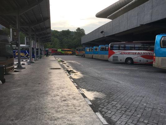 Bus terminal Ipoh