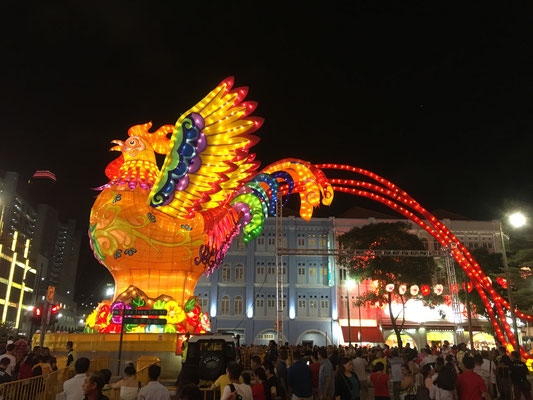 chinese new year - rooster