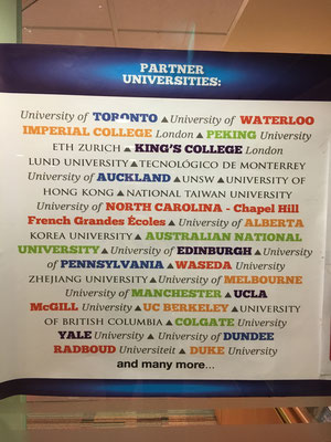 partner universities of the NUS