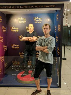 Vin Diesel and me