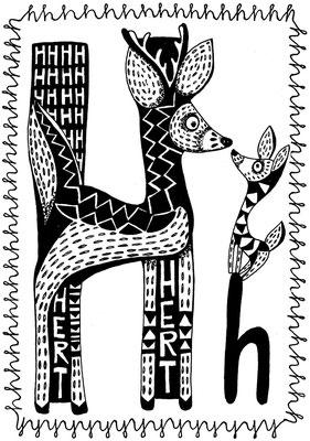 H is van Hert