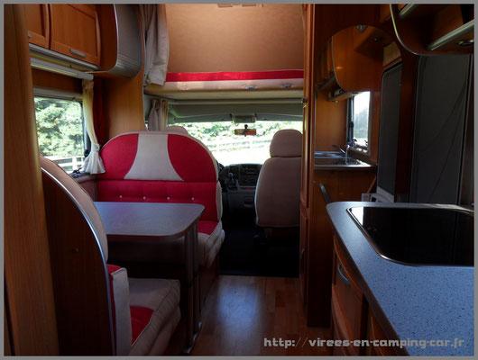 © virees en camping car
