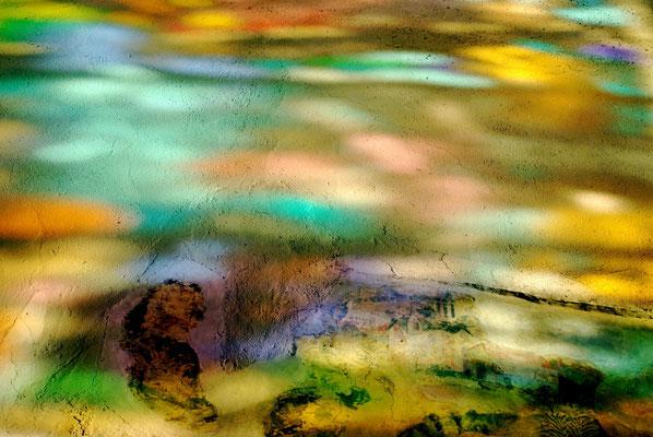 Kirchenfenster 1, Fotografie von Eva Maria Henning-Bekka auf der Aachener Kunstroute 2016