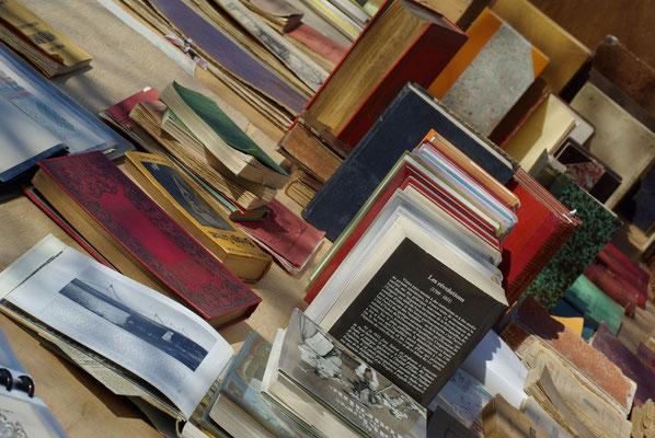 Books, Fotografie von Eva Maria Henning-Bekka auf der Aachener Kunstroute 2016