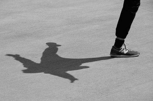 Fous-de-dance, Fotografie von Eva Maria Henning-Bekka auf der Aachener Kunstroute 2016
