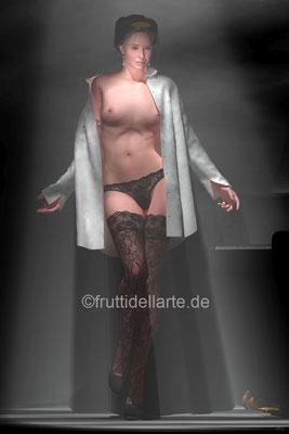 Kunst in Aachen, Frutti dell'Arte, Akt 4. Feine Aktbilder auf der Aachener Kunstroute 2017 am 22., 23. und 24. September.