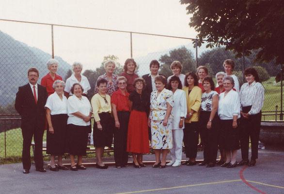 Frauenchor Sool 1989