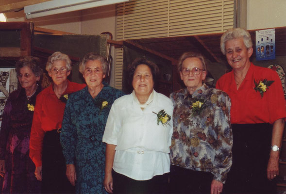 40 Jahre Frauenchor Sool 1989
