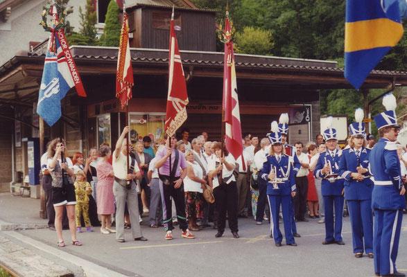 Kantonal Sängerfest 1993  dto.